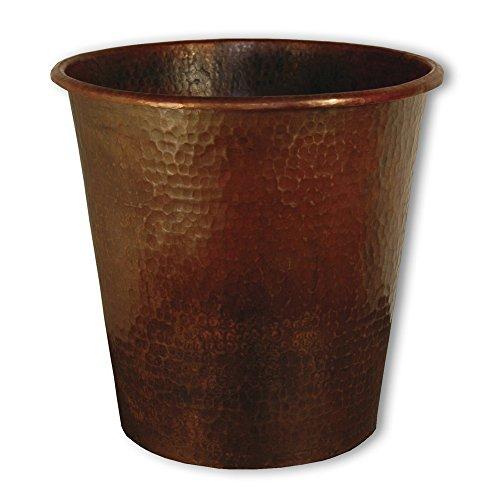 Native Trails CPA712 Waste Basket Antique Copper 0
