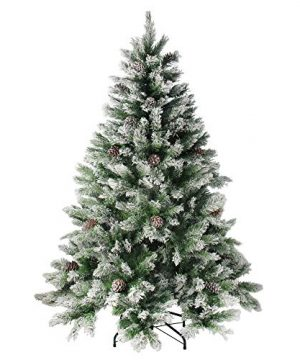 Northlight Angel Pine Cones Christmas Tree 6 Green 0 300x360