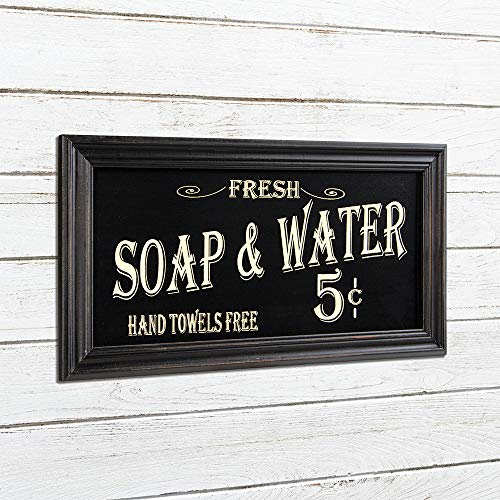 Ohio Wholesale Vintage Bath Advertising Wall Art From Our Americana Collection From Our Americana Collection 0 4