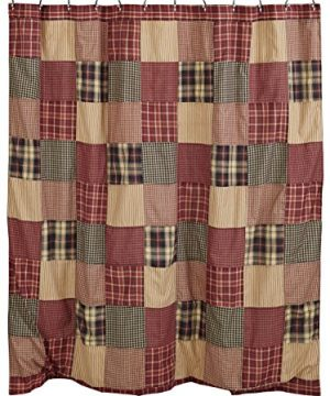 Olivias Heartland Rutherford Shower Curtain 0 300x360