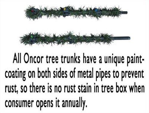 Oncor 6ft Eco Friendly Aspen Fir Christmas Tree 0 3