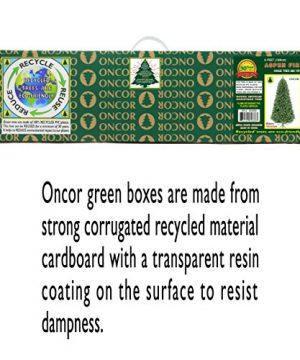 Oncor 6ft Eco Friendly Aspen Fir Christmas Tree 0 4 300x360