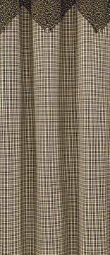 Park Designs Cider Mill Shower Curtain 72 X 72 0 156x360