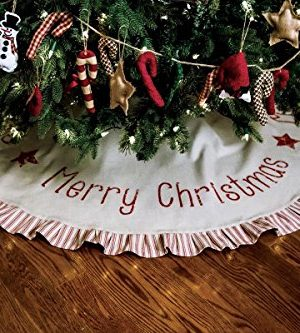 Park Designs Holiday Collection Tis The Season Tree Skirt 60 0 0 300x333