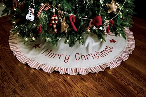 Park Designs Holiday Collection Tis The Season Tree Skirt 60 0 0