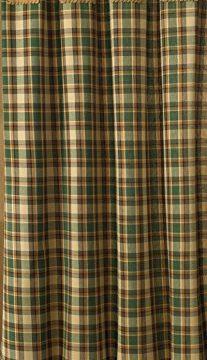 Park Designs Scotch Pine Shower Curtain 72 X 72 0 207x360