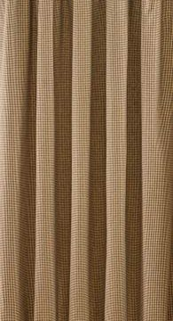 Park Designs Shades Of Brown Shower Curtain 72 By 72 0 195x360
