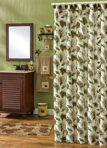 Park Designs Walk In The Woods Shower Curtain 72 By 72 0
