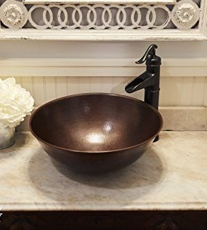 Pfister LFM40YP0Y Ashfield Single Control Vessel Bathroom Faucet In Tuscan Bronze Water Efficient Model 0 3 300x333