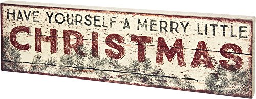 Primitives By Kathy Rustic Inspired Box Sign A Merry X Mas 0