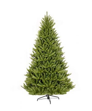 Puleo International 7 Foot Un Lit Fraser Fir Artificial Christmas Tree 0 300x360