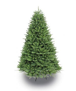 Puleo International 75 Foot Un Lit Premier Douglas Fir Artificial Christmas Tree Green 0 300x360