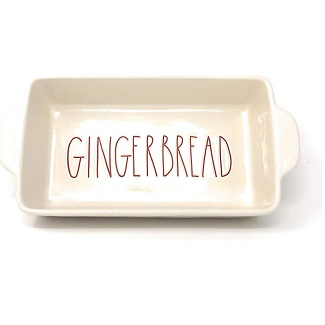Rae Dunn Artisan Collection Bake GINGERBREAD PAN