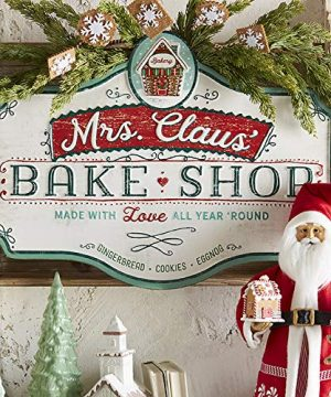 Raz 235 Metal Bake Shop Christmas Sign 3912331 0 300x360