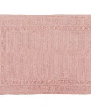 SAM HEDAYA LOFT 20x30 Pale Blush Bath Mat 0 300x360