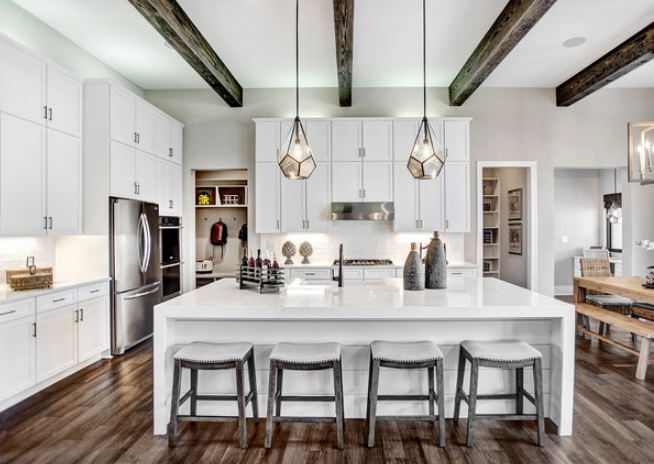 The Charleston by Schumacher Homes