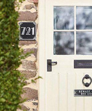 The Metal Foundry Toilet Metal Door Sign Art Deco Style Home Dcor Accessories Door Or Wall Aluminium Plaque Handmade In England 0 3 300x360