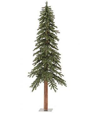 Vickerman 6 Unlit Natural Alpine Christmas Tree 0 300x360