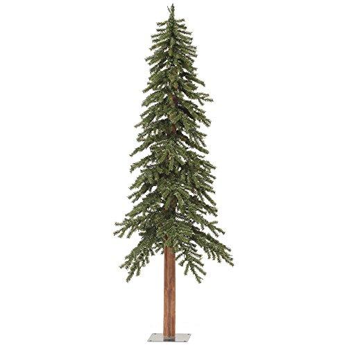 Vickerman 6 Unlit Natural Alpine Christmas Tree 0