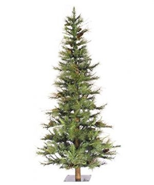 Vickerman Ashland Pine Cones With 741 Tips 6 Feet By 41 Inch 0 300x360