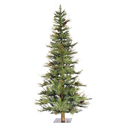 Vickerman Ashland Pine Cones With 741 Tips 6 Feet By 41 Inch 0