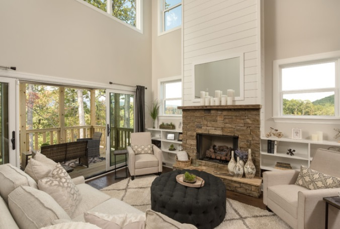 Warm and Cozy by Greentech Homes Chattanooga
