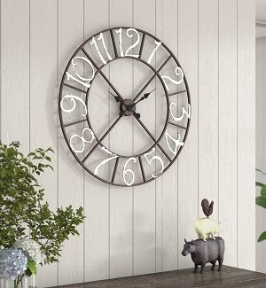 Farmhouse Wall Clocks