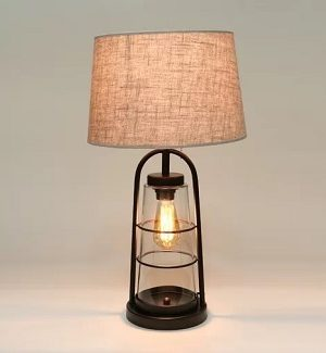 Farmhouse Table Lamps