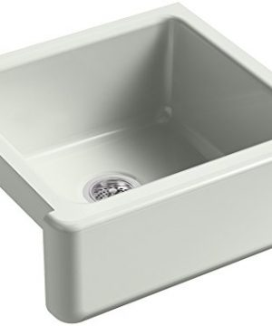 KOHLER-K-5665-FF-Whitehaven-Farmhouse-Self-Trimming-23-1116-Inch-x-21-916-Inch-x-9-58-Inch-Undermount-Single-Bowl-Kitchen-Sink-with-Tall-Apron-Sea-Salt-0