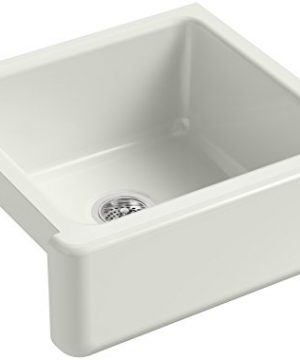 KOHLER-K-5665-NY-Whitehaven-Farmhouse-Self-Trimming-23-1116-Inch-x-21-916-Inch-x-9-58-Inch-Undermount-Single-Bowl-Kitchen-Sink-with-Tall-Apron-Dune-0