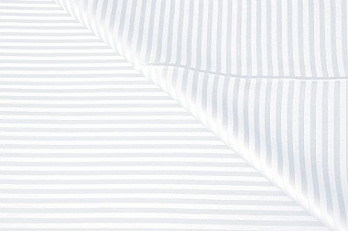 CHATEAU HOME COLLECTION 500 Thread Count Queen White Sheets Luxury 100 Cotton Ultra Soft 4 Piece Sheet Set Long Staple Combed Pure Natural Cotton Bedsheets Soft Silky Sateen WeaveDeep Pocket 0 1