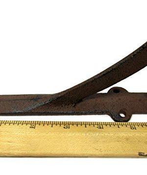 Cast Iron Shelf Brackets Braces Ironbridge Arch 6 X 6 Inch Set Of 6 Rustic Antique Style 0 3 300x357