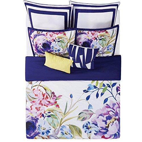 Christian Siriano Comforter Set King Garden Bloom 0 1