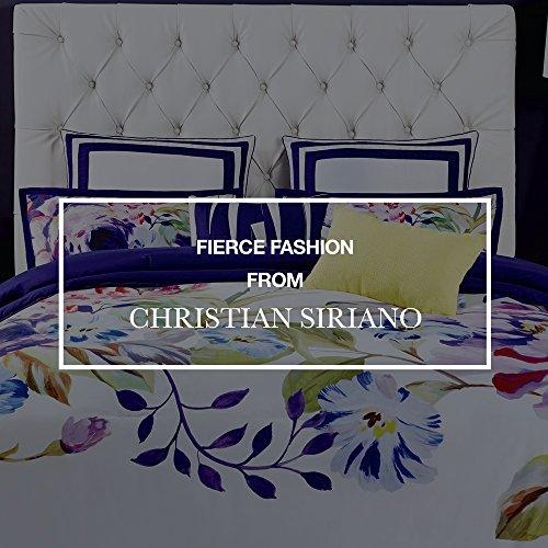 Christian Siriano Comforter Set King Garden Bloom 0 3