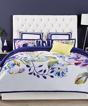 Christian Siriano Comforter Set King Garden Bloom 0 300x360