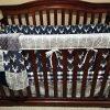 DBC Baby Bedding Co Rustic 3 PC Boy Crib Bedding Set Skirt Sheet Blanket 0 100x100