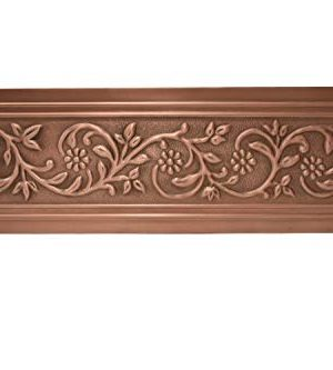 Empire Industries VE30S Versailles Farmhouse Copper Kitchen Sink With Grid And Strainer 30 0 1 300x333