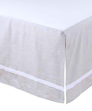 Farmhouse Grey 3 Piece Baby Crib Bedding Set Rustic Country Theme 0 1 300x360