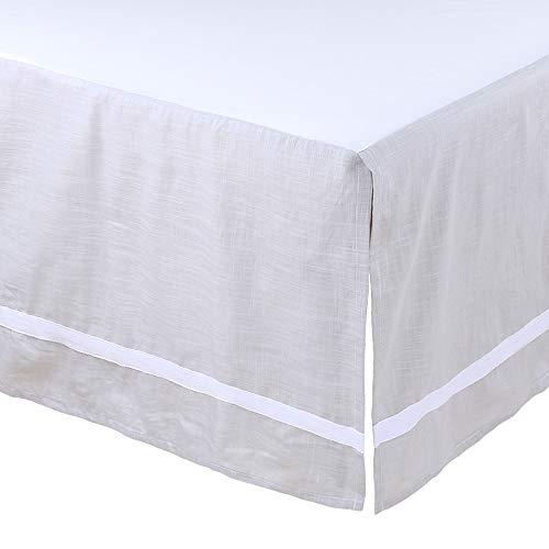 Farmhouse Grey 3 Piece Baby Crib Bedding Set Rustic Country Theme 0 1