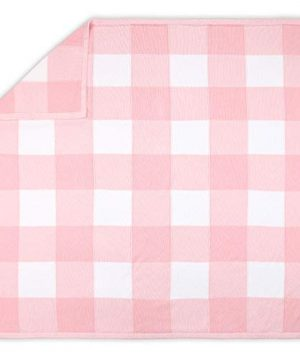 Farmhouse Pink 3 Piece Baby Crib Bedding Set Floral Rustic Country Theme 0 0 300x360