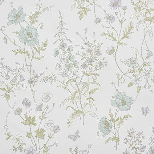 Five Queens Court Kate Swiss Dot 100 Cotton Floral Farmhouse Comforter Set White FullQueen 92x96 0 1