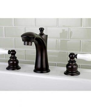 Kingston Brass KB7965PL Victorian Widespread Lavatory Faucet Oil Rubbed Bronze 0 0 300x360