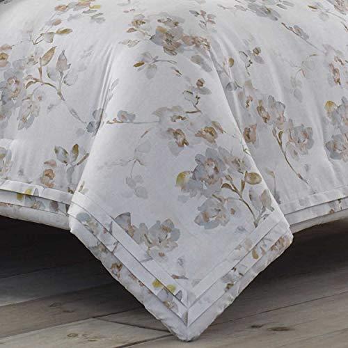 Laura Ashley Lorene Comforter Set King Natural 0 2