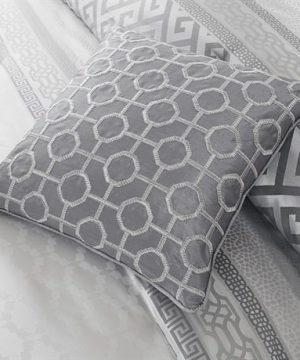 Madison Park Bennett 7 Piece Comforter Set Grey Queen 0 4 300x360