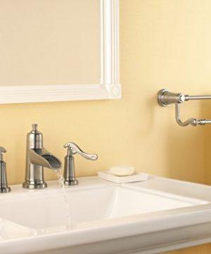 Pfister LG49YP1K Ashfield 2 Handle 8 Widespread Bathroom Faucet In Brushed Nickel Water Efficient Model 0 0 300x360
