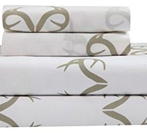 Realtree Sheet Set Queen Antler 0 300x271