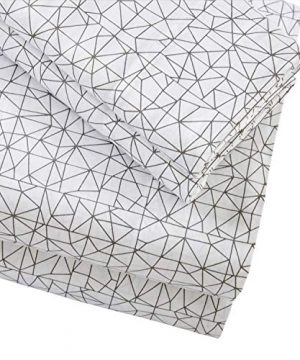 Rivet-Spectrum-100-Sateen-Cotton-Bed-Sheet-Set-Easy-Care-California-King-White-0-0