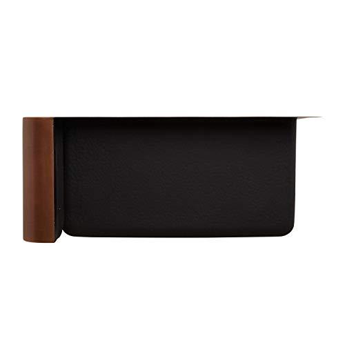 Signature Hardware 318879 Raina 36 Single Basin Copper Farmhouse Sink 0 4