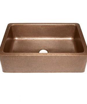 Sinkology K1A 1004 WG B Copper Kitchen Sink 0 1 300x360