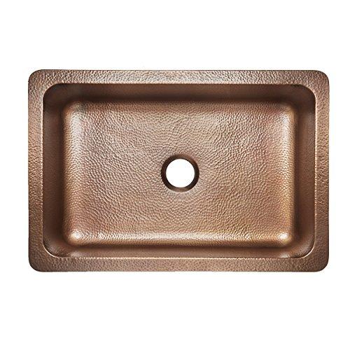 Sinkology K1A 1004 WG B Copper Kitchen Sink 0 2